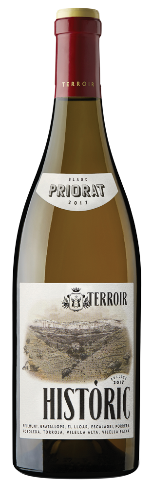 Terroir al Limit-Dominik Huber-Terroir Historic Blanc-Priorat