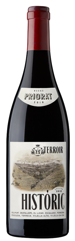 Terroir-al-Limit-Historic Negre 2018